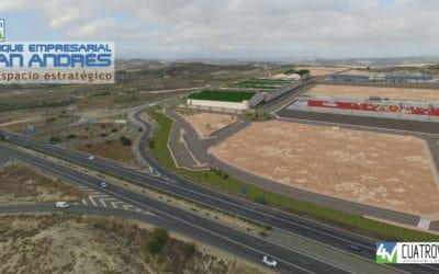 La Verdad de Murcia: Parque Empresarial San Andrés, una ubicación estratégica para el sector terciario e industrial